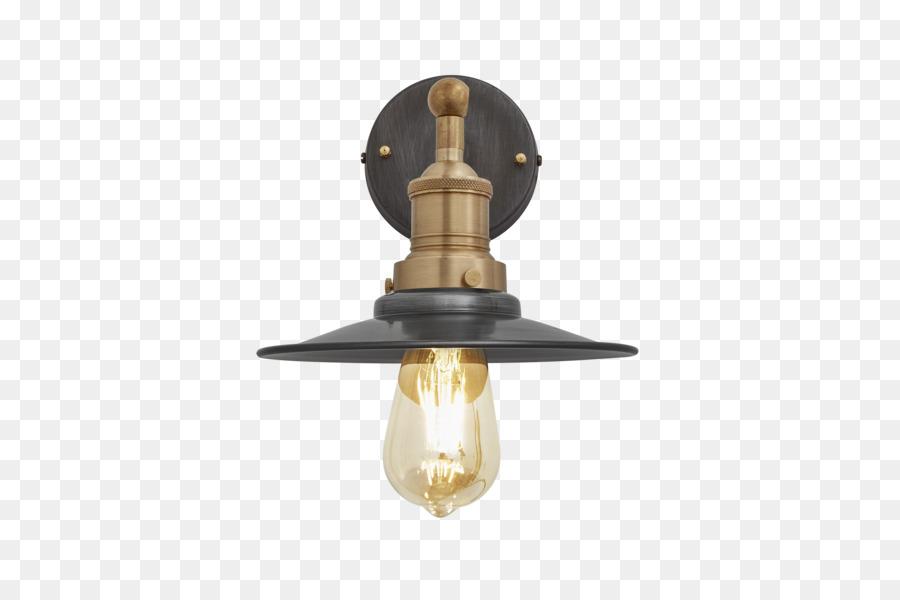 Illuminazione applique lampada bagno ottone scaricare png
