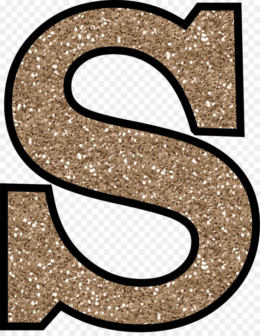 letter glitter alphabet paper cursive s png download 960 1223