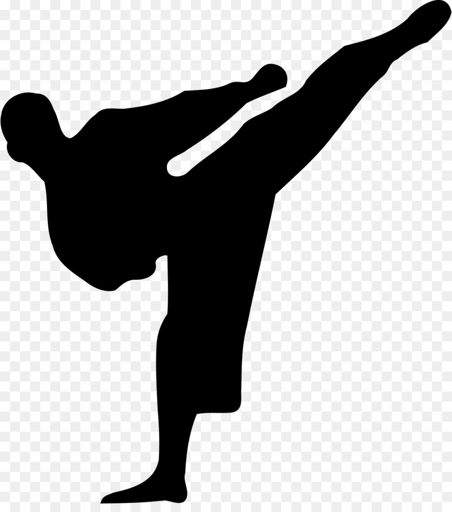 Karate Kick Clipart Awesome Graphic Library