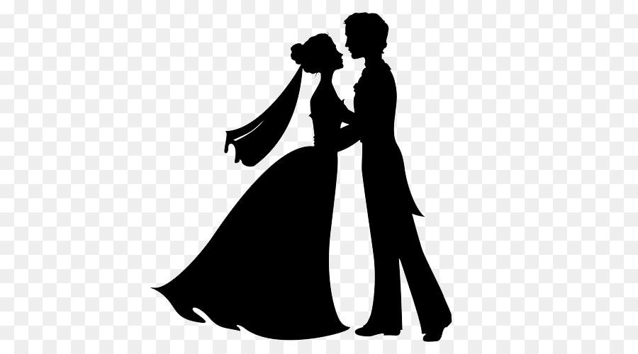 wedding invitation bridegroom silhouette clip art bridegroom png rh kisspng com Bride and Groom Silhouette Graphic Bride and Groom Silhouette Graphic