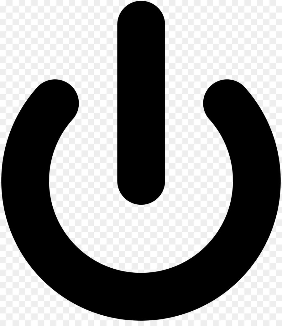 Power symbol Sleep mode Standby power Electronics - symbols png ...
