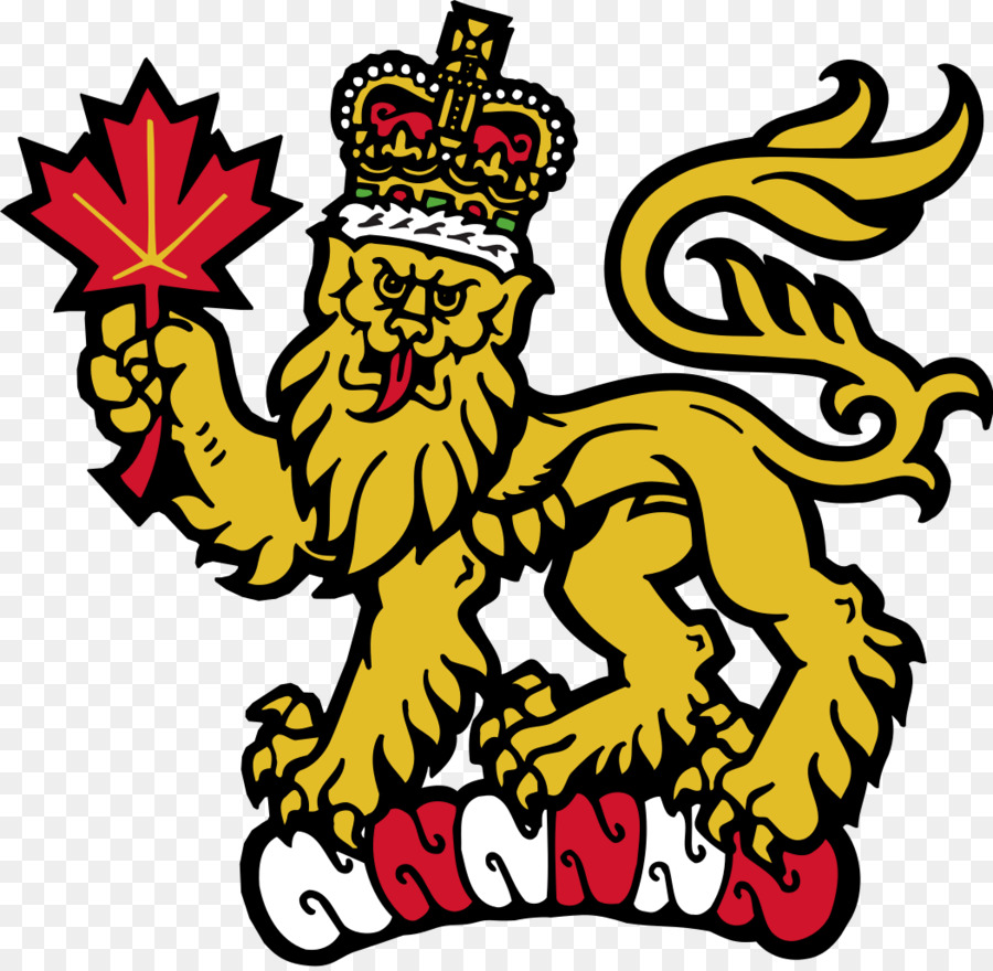 Arms Of Canada Coat Of Arms Crest Motto Lucky Symbols Png Download