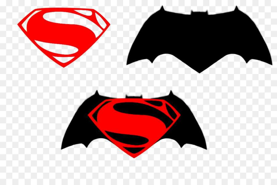 Batman Superman Logo Drawing Clip Art Superman Logo Png Download
