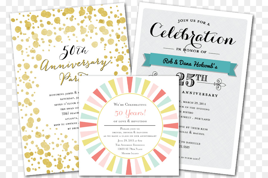 Wedding invitation paper party wedding anniversary invitations 900 wedding invitation paper party wedding anniversary invitations 900600 transprent png free download text brand yellow stopboris Image collections