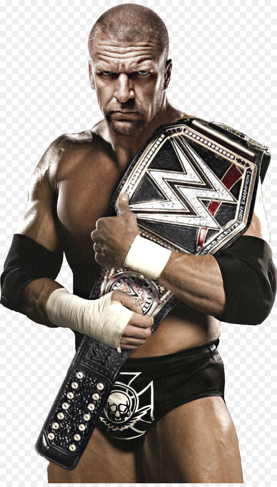 Hunter Hearst Helmsly WrestleMania 32 World Heavyweight Championship WWE SmackDown