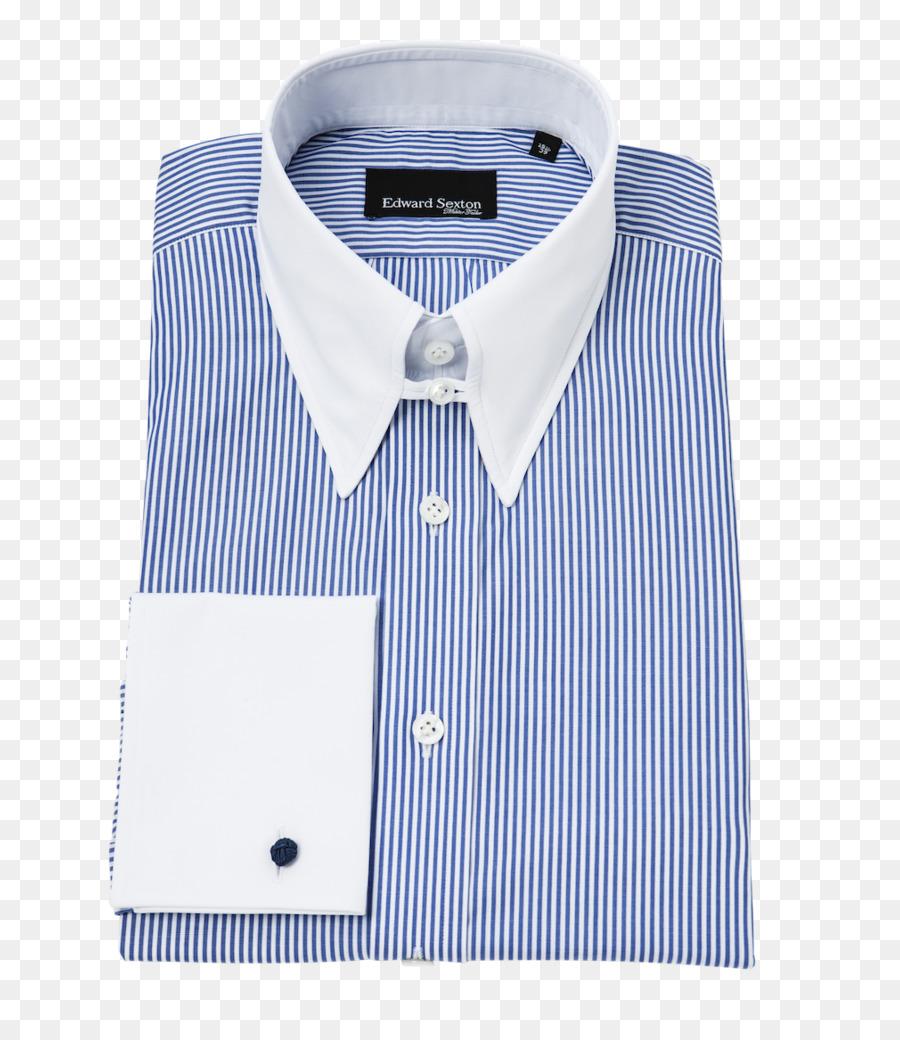 T Shirt Collar Pin Dress Shirt White Collar Png Download 891