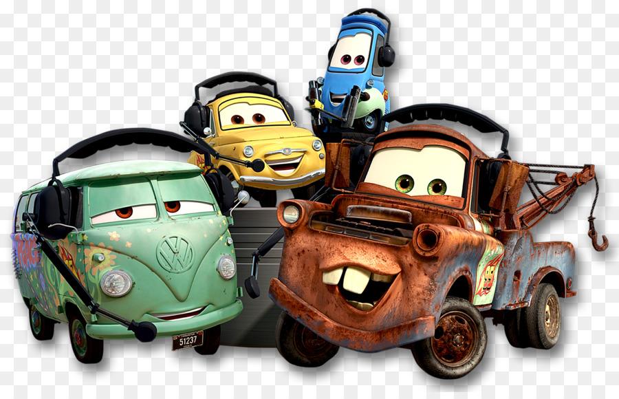 Cars 2 Pixar Desktop Wallpaper