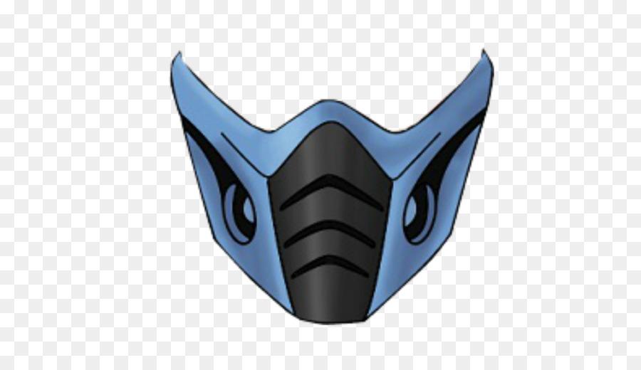 mortal kombat sub zero mask