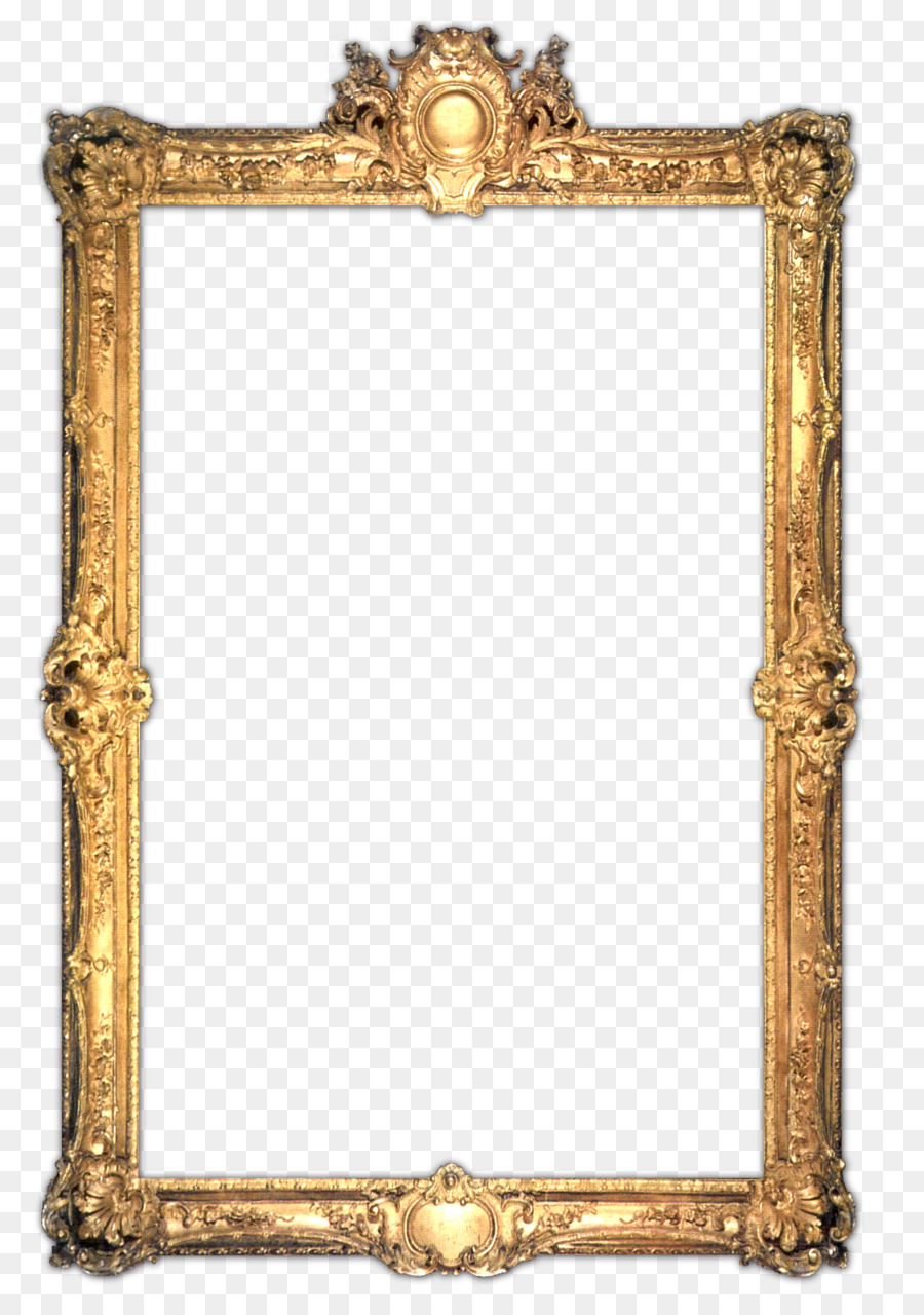 Picture Frames Picture Frame Png Download 1470 2061