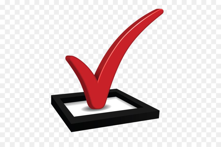 Checkbox Check Mark Animation Clip Art Checklist Png Download