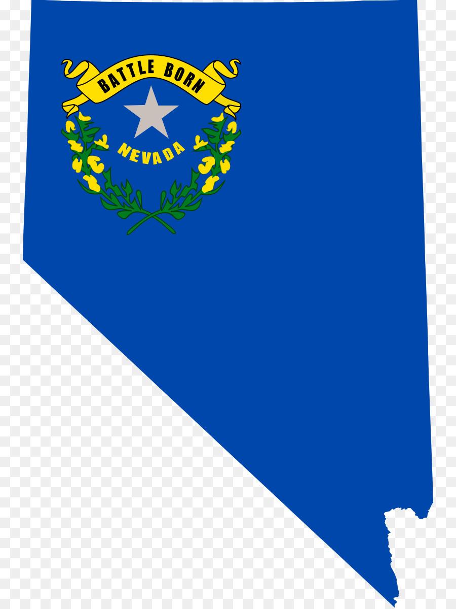 Bandera del Estado de Nevada de la bandera de la Bandera de los ...