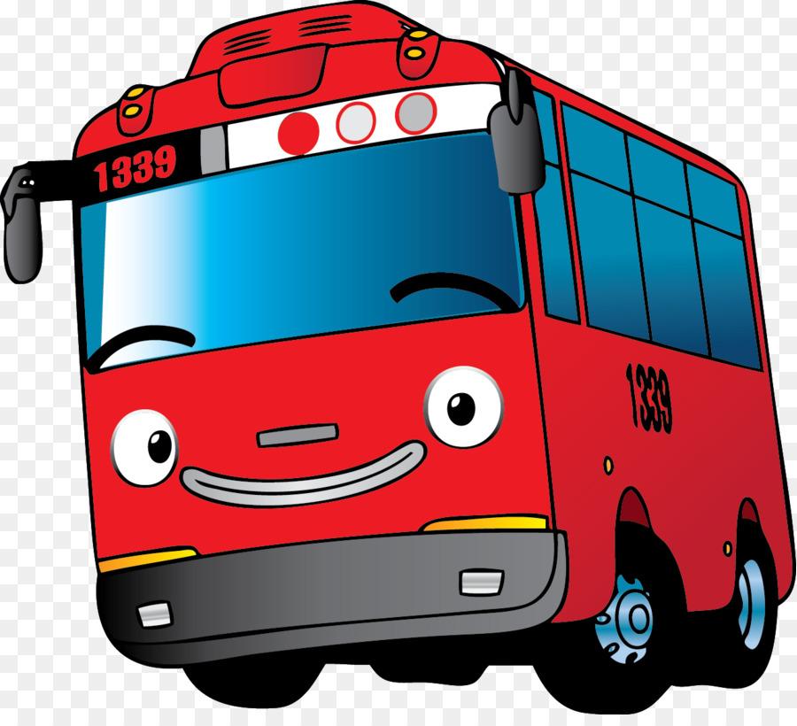 bus car motor vehicle mode of transport tayo png download 1284