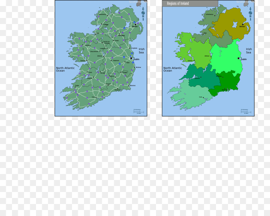 Galway Google Maps Irish Simple English Wikipedia - ireland png ...
