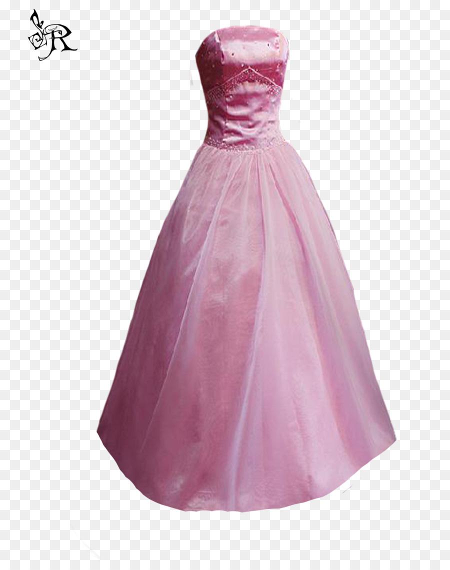 Vestido de novia de color Rosa Vestido de ropa Formal - vestido ...