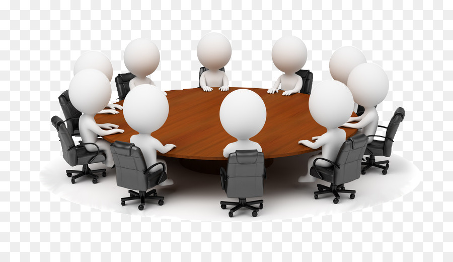 Round Table Dining Room Stock Photography Clip Art   Meeting