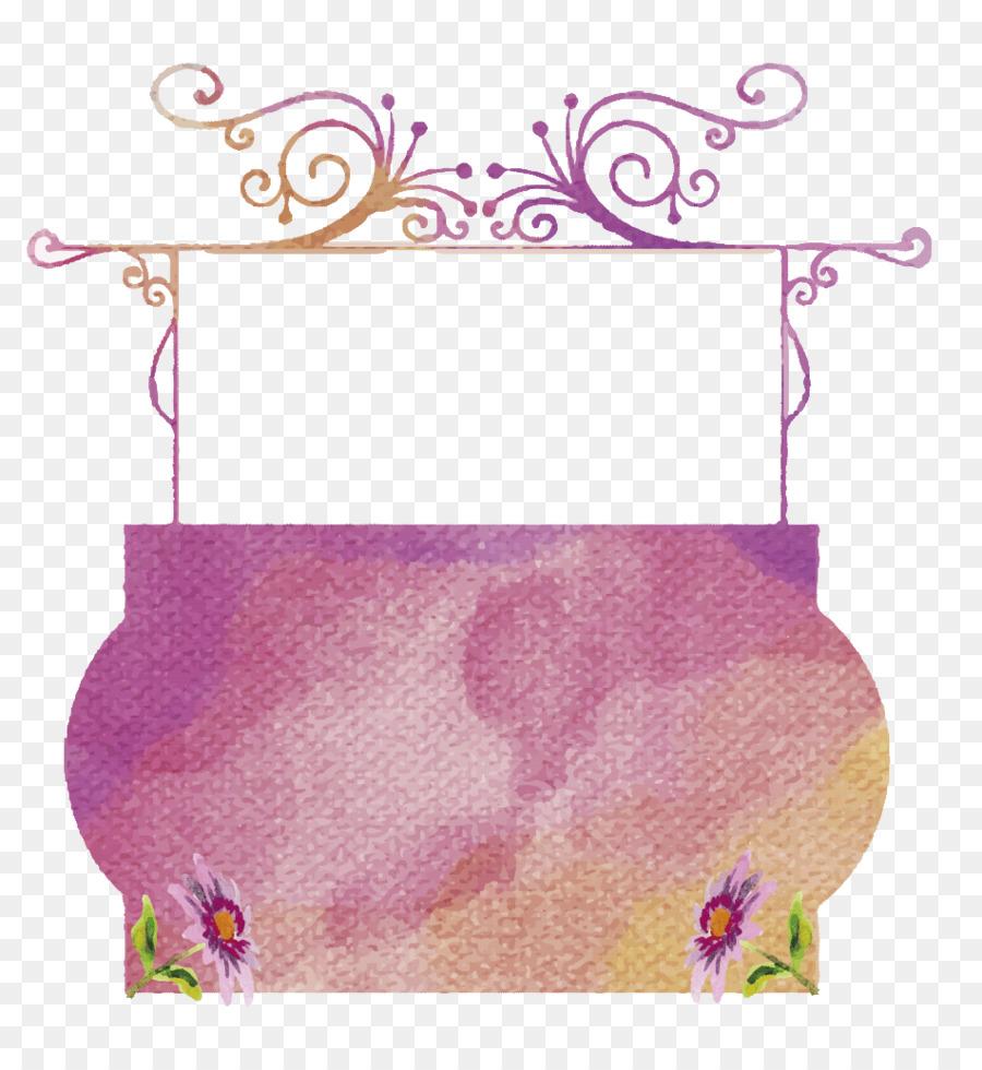 Invitación de boda Convite de la Acuarela - acuarela Formatos De ...