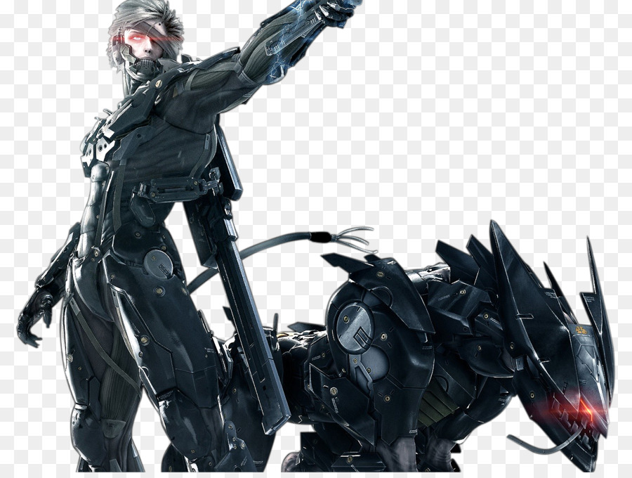 Metal Gear Rising Revengeance Solid Zone Of The Enders PlayStation 3 Raiden