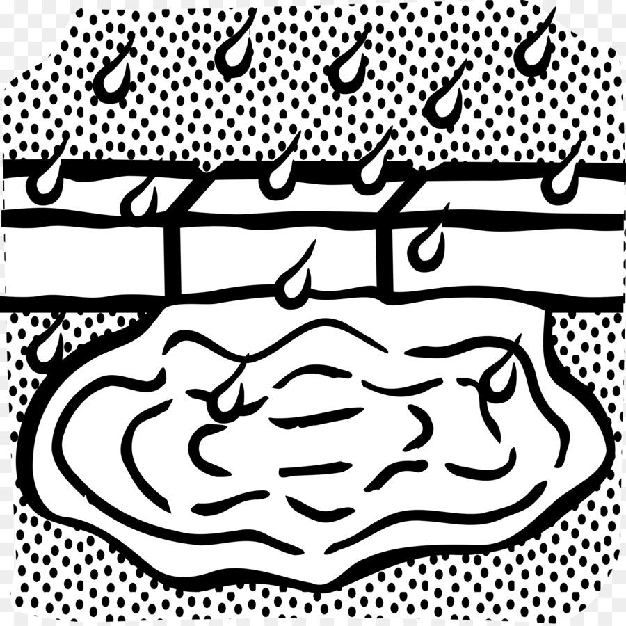 Dibujo Charco de Agua para Colorear libro - charco png dibujo ...