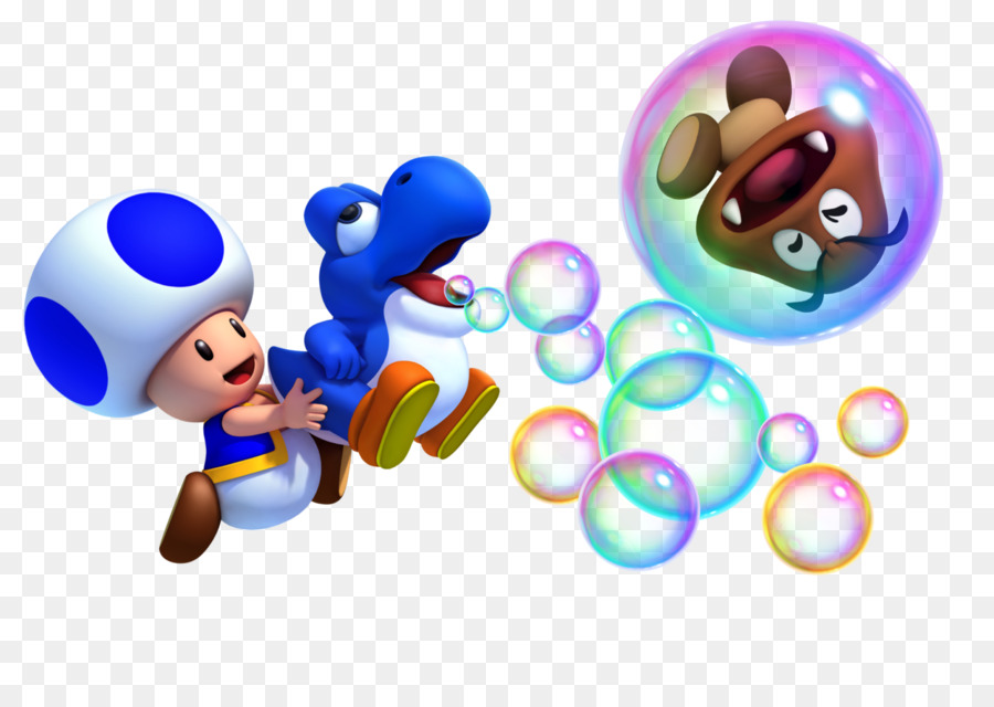 Baby Yoshi Super Mario World