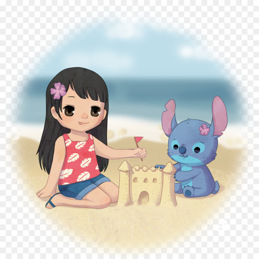 lilo stitch lilo pelekai nani pelekai fan art lilo png download