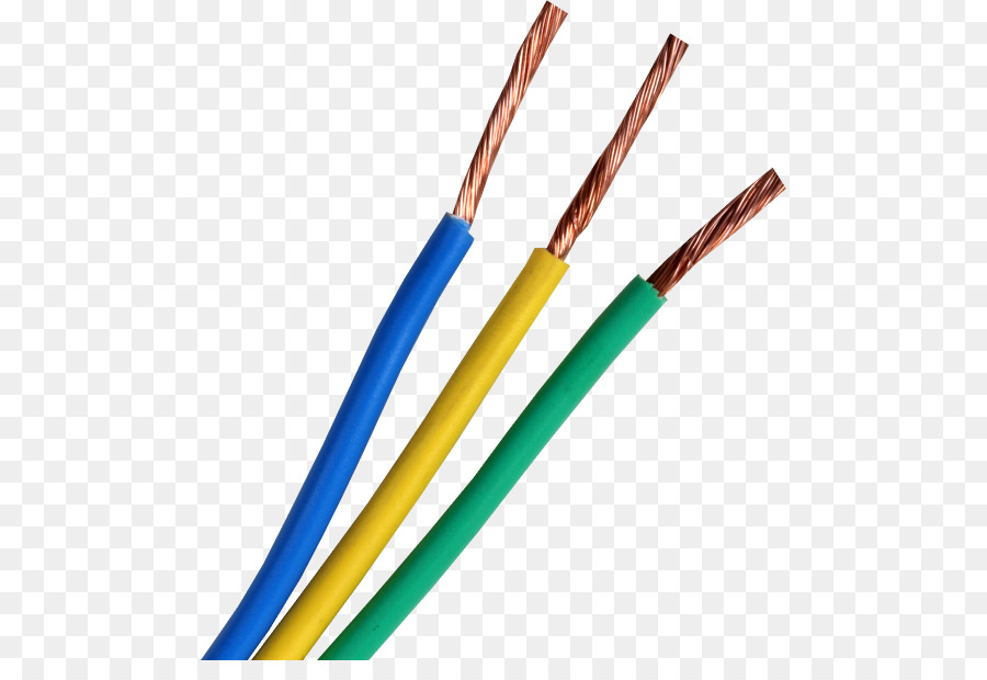 Copper conductor Electrical Wires & Cable Building insulation ...