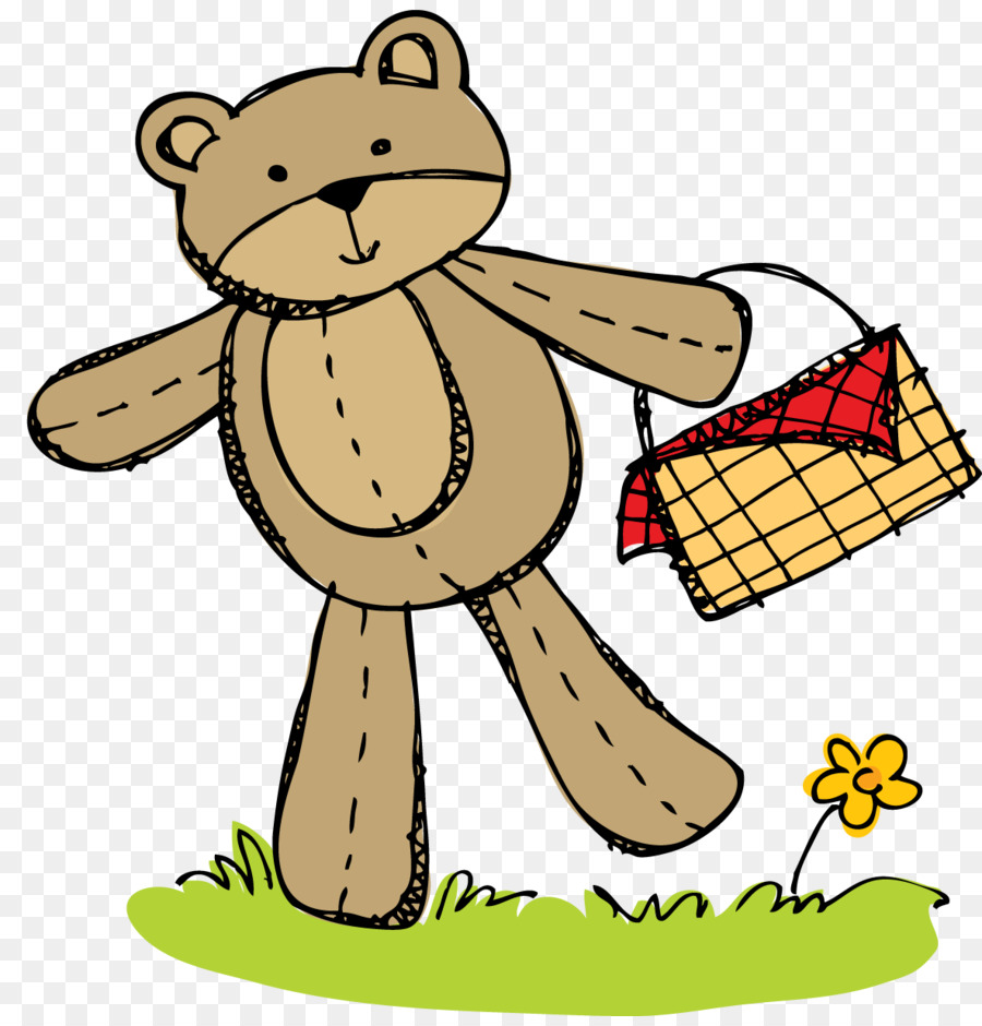 Teddy Bears Picnic Clip Art Picnic Png Download 11841225