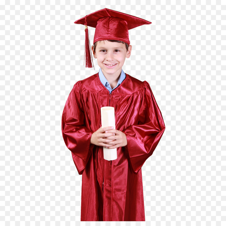 Graduation ceremony Academic dress Boy Square academic cap - gown ...