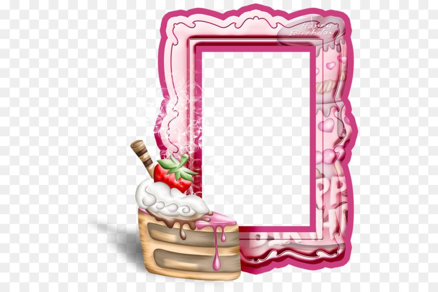 Bild Rahmen Geburtstag Clip Art Kobold Hut Png Herunterladen 586
