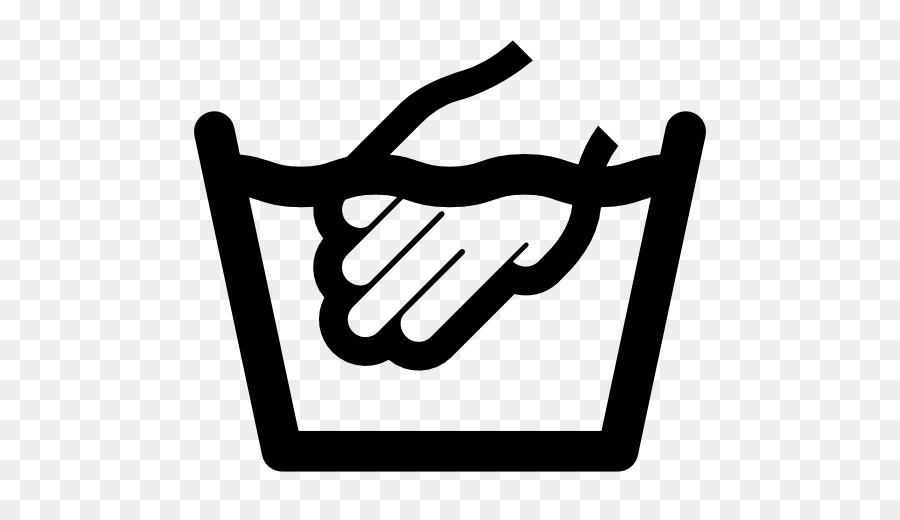 Hand Washing Laundry Symbol Computer Icons Wash Png Download 512