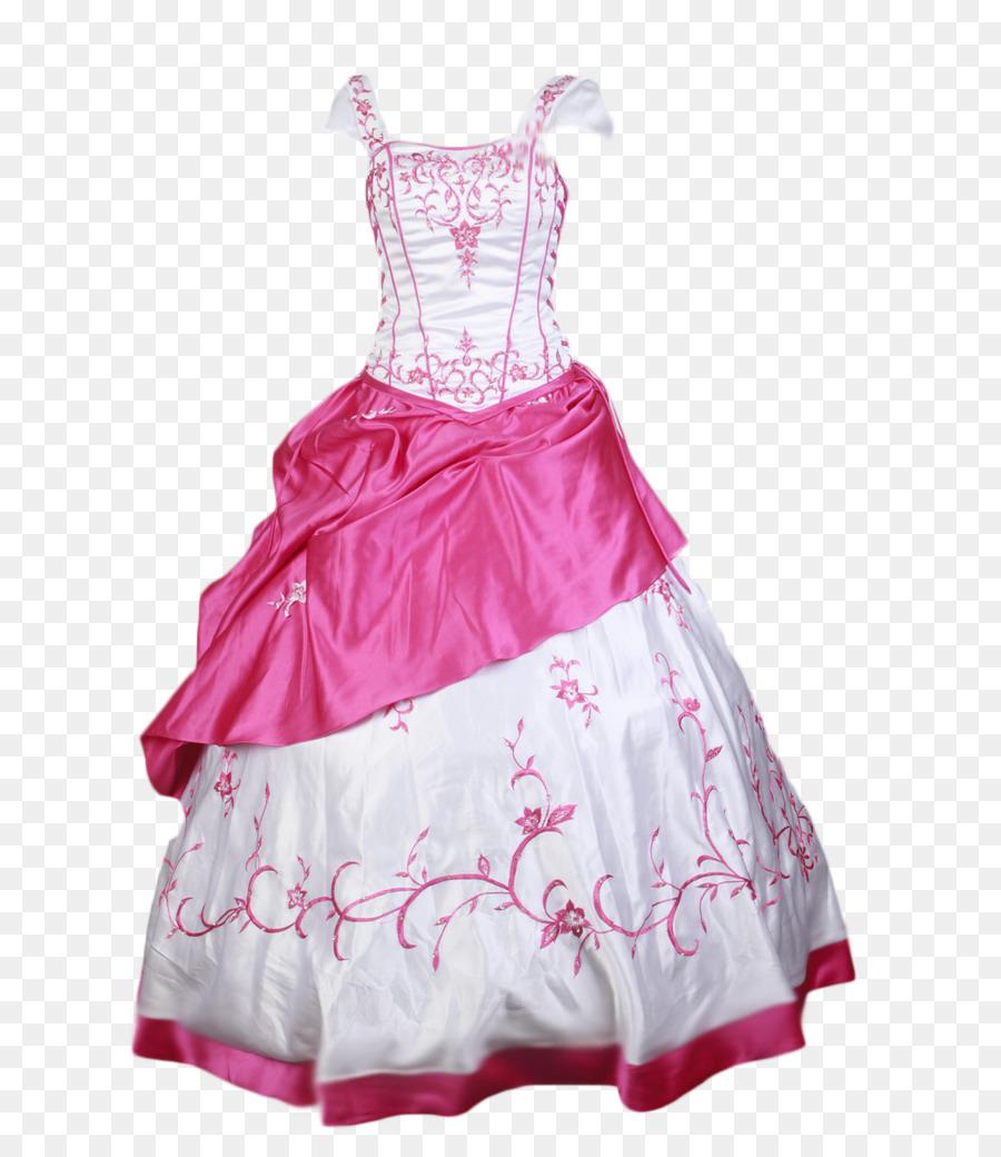 Vestido de Bola del vestido de la Ropa - vestido Formatos De Archivo ...