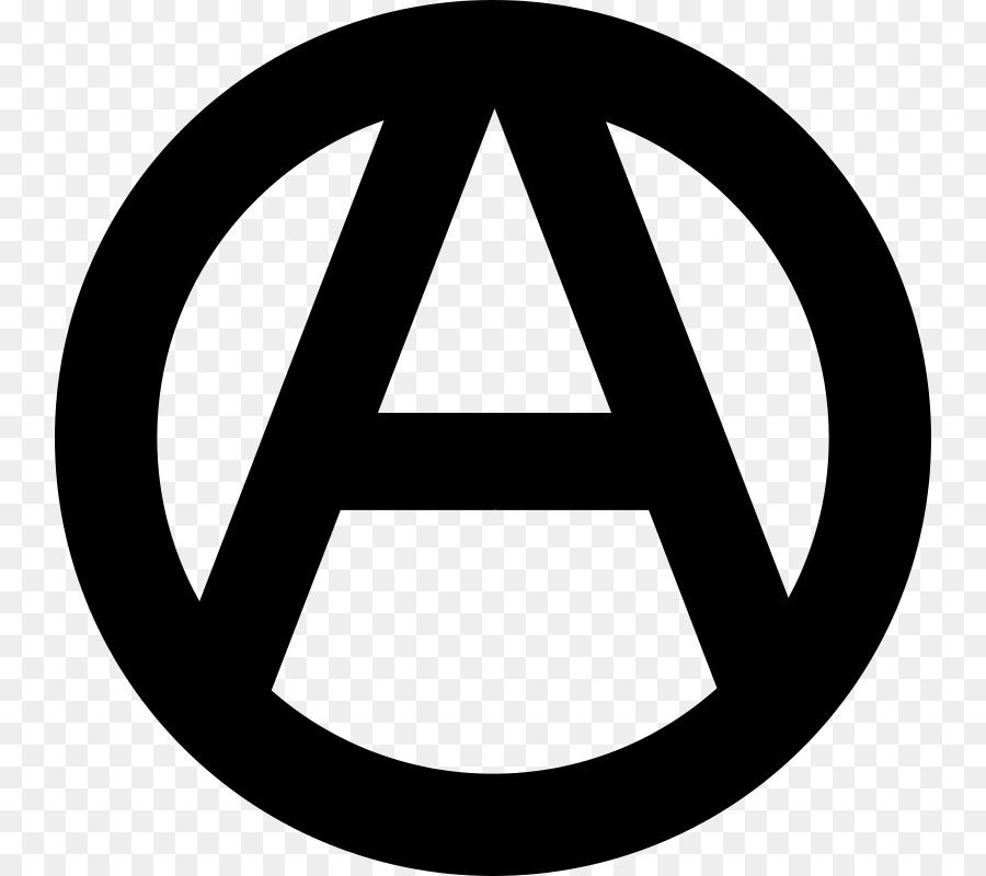 Anarchy Peace Symbols Anarchism Anarchy Png Download 800800