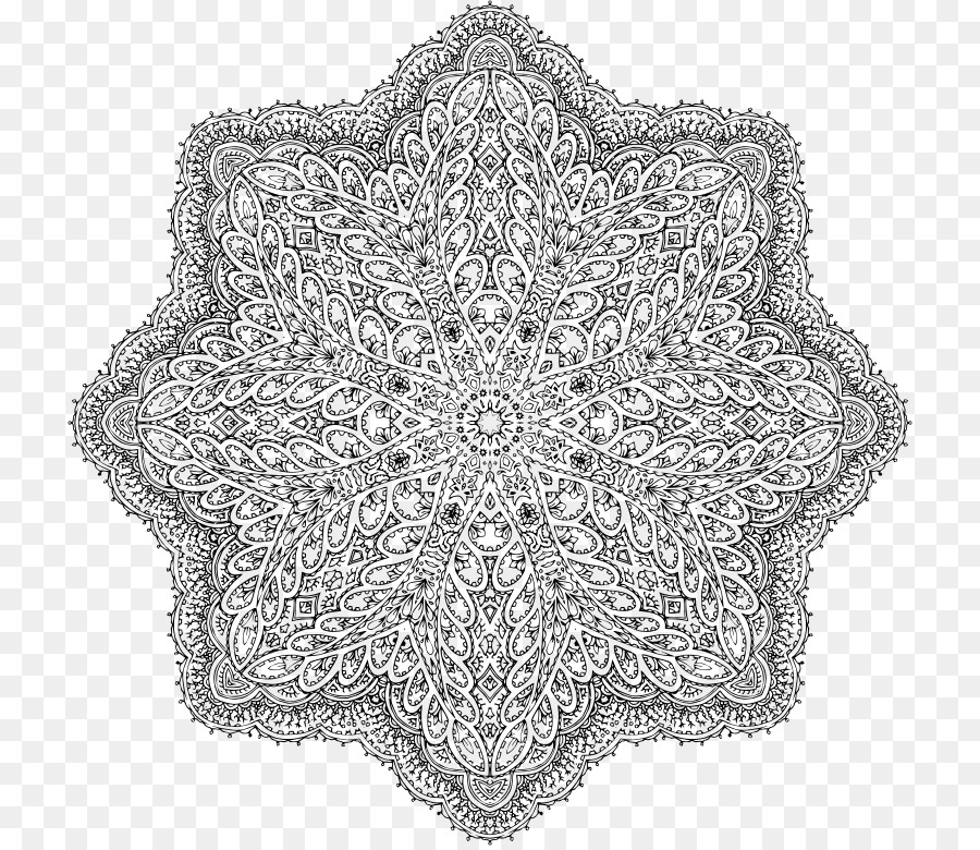 Mandala papel Tapiz de Desktop de Clip art - floral de la vendimia ...