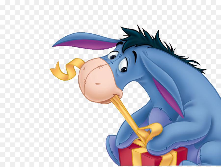 eeyore winnie the pooh piglet tigger christmas winnie png download