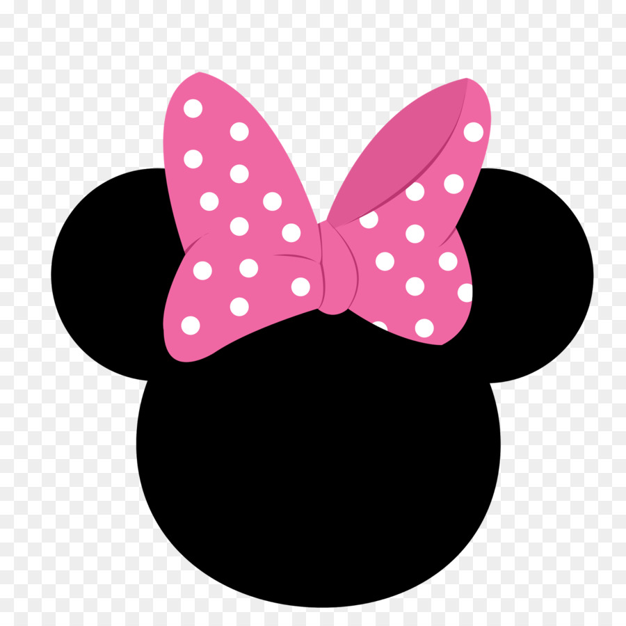 minnie mouse mickey mouse number clip art minnie mouse png rh kisspng com disney mickey head clip art mickey head clip art free