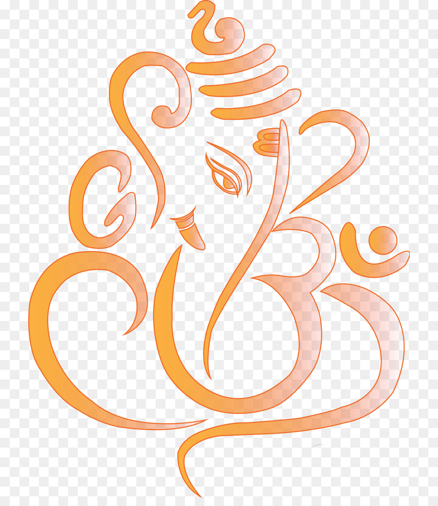 Ganesha Symbol Clip Art Ganpati Png Download 7841024 Free