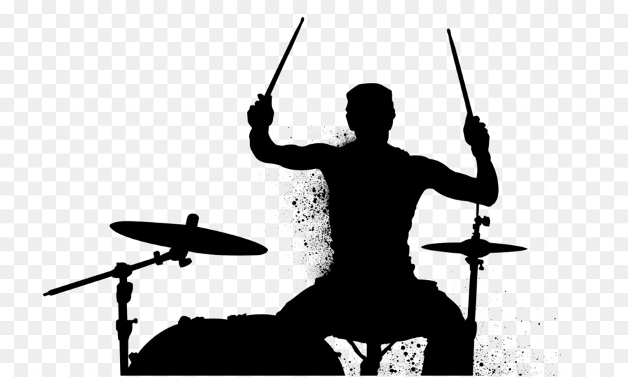 Drummer Silhouette Percussion Computer Icons Drummer