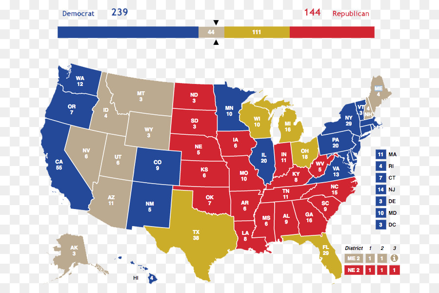 US Presidential Election 2016 United States presidential election ...