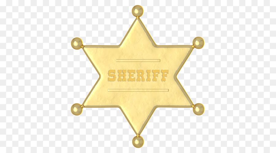 American Frontier Sheriff Cowboy Sticker Western United
