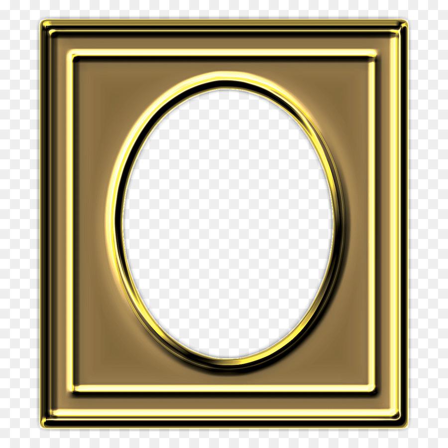 Picture Frames Craft Pattern - orange frame png download - 1200*1200 ...