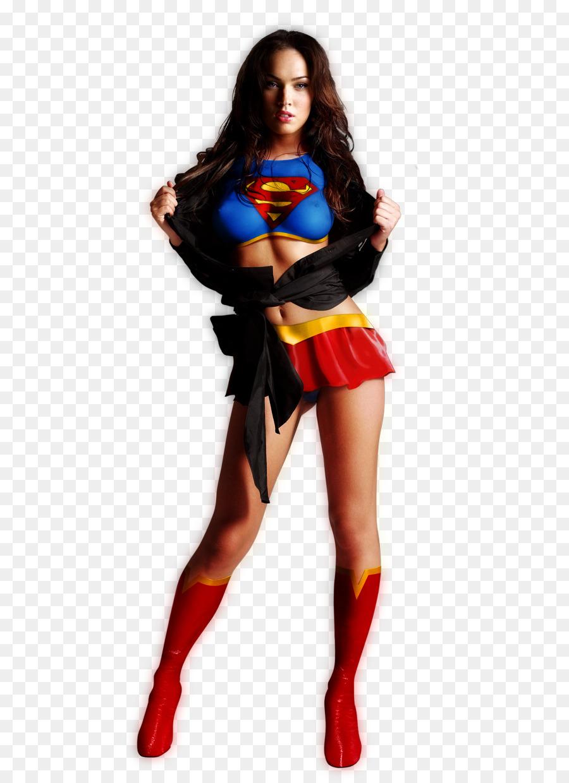 superman superwoman deviantart photography - megan fox png download