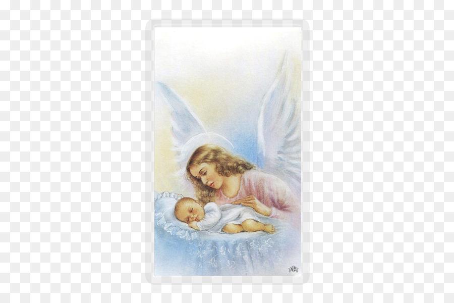 Sagrada Familia ángel de la guarda Infante Santo tarjeta - bebé ...
