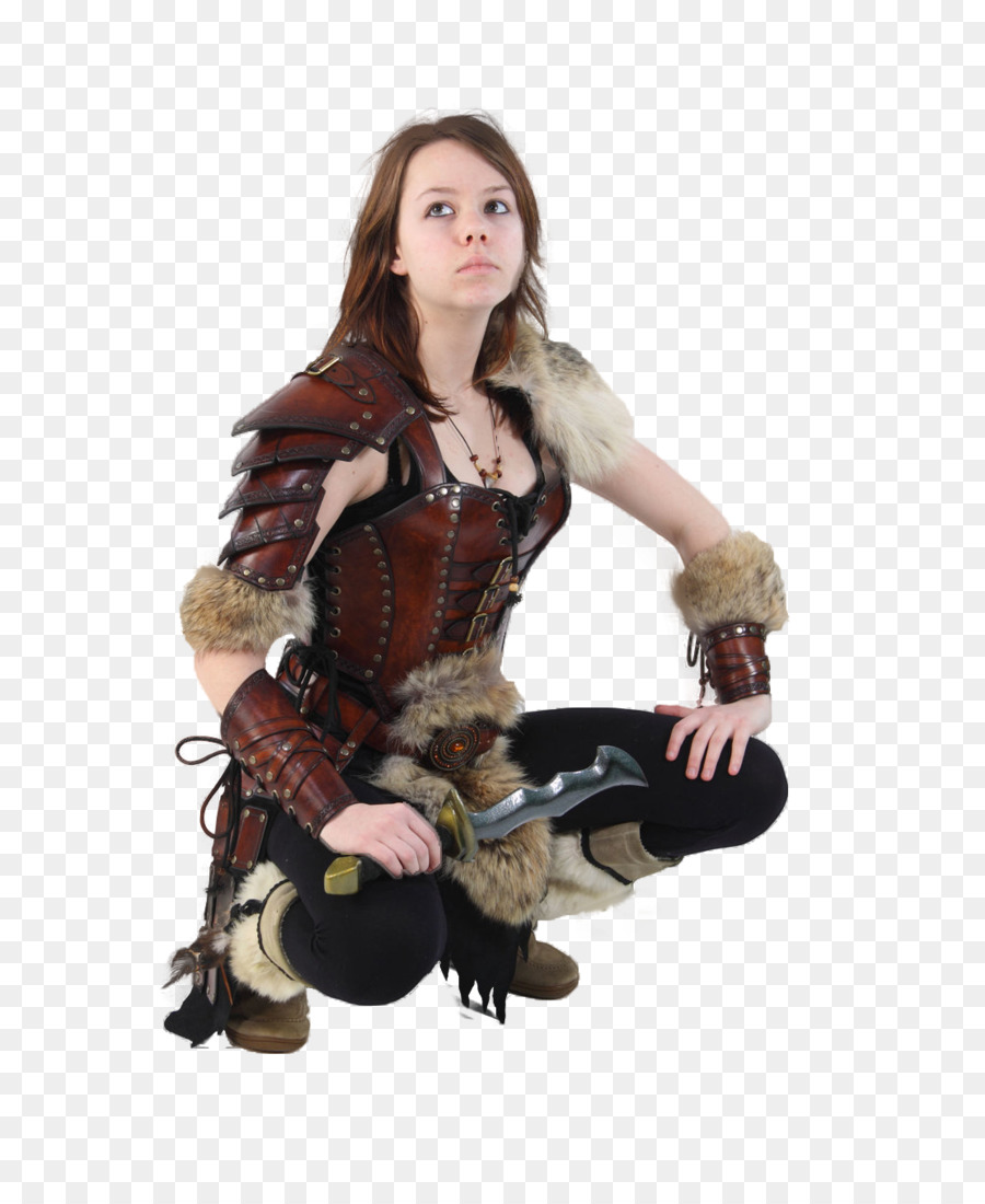 Armour Live Action Role Playing Game Leather Female Woman