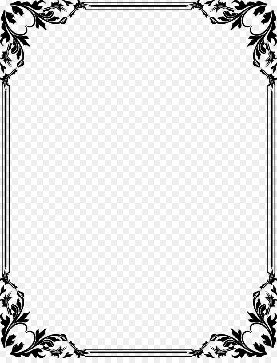 Graphic Design Art Clip Art Certificate Border Png Download 972
