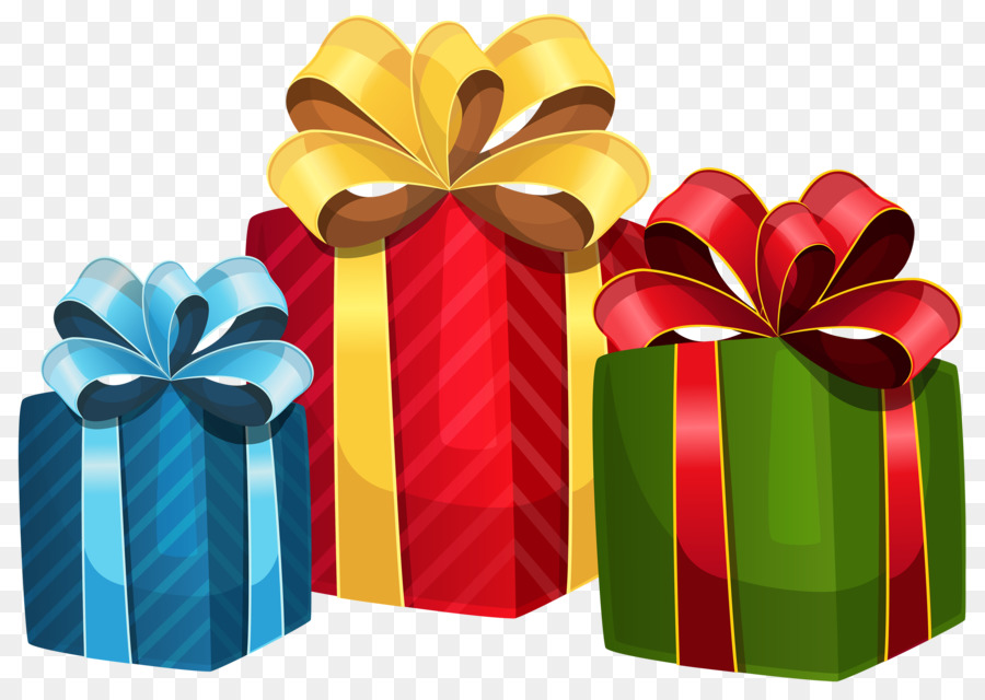 christmas gift clip art gift box