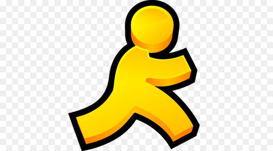 Downloading of aol messenger.