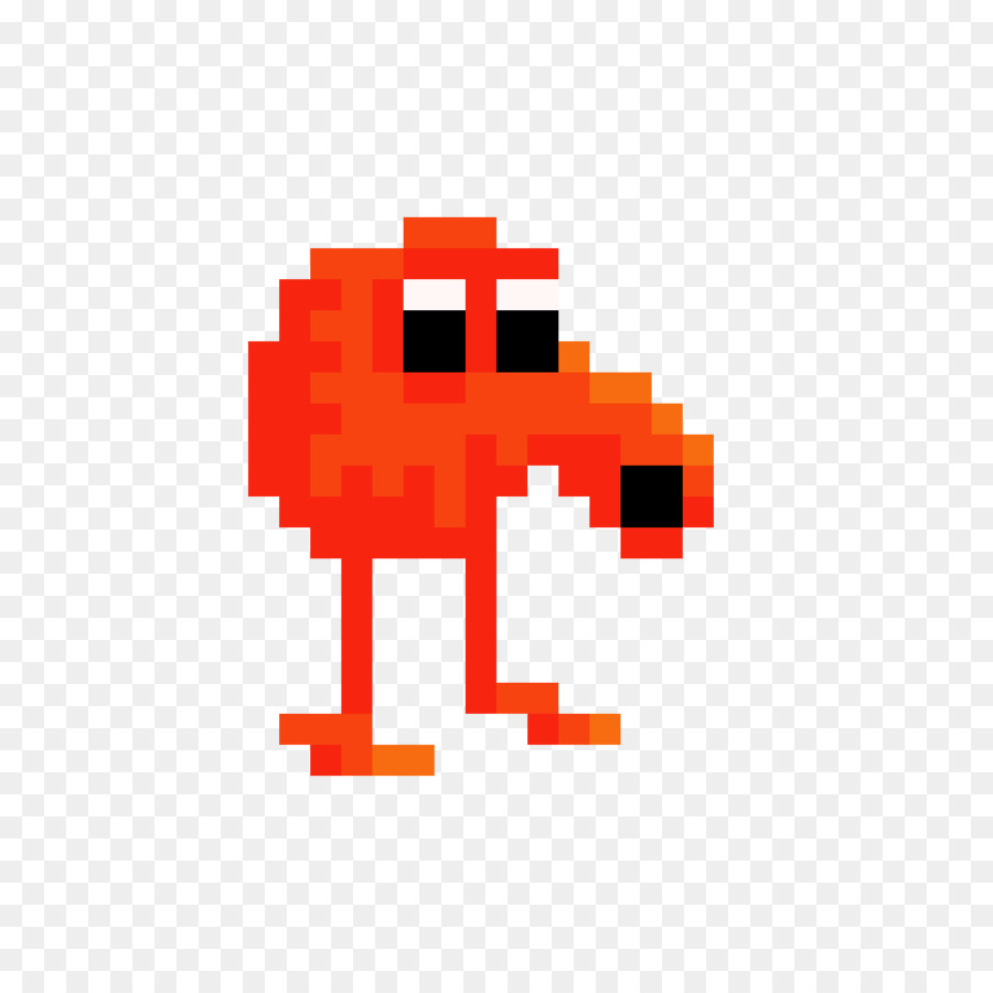 Q*bert Space Invaders Arcade game Video game Sprite - 8 ...