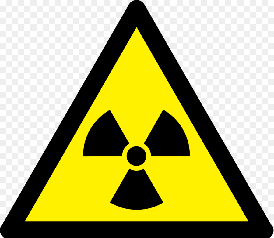 Ionizing Radiation Hazard Symbol Radioactive Decay Nuclear Png
