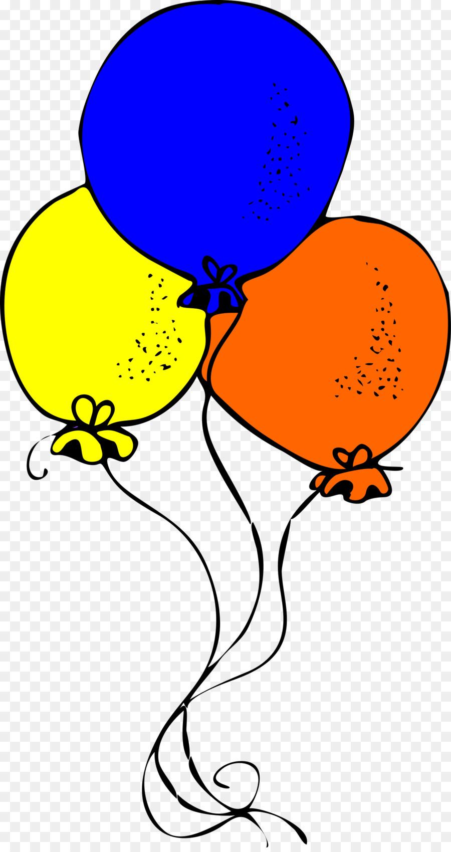 Globo de aire caliente de libro para Colorear de tarta de Cumpleaños ...