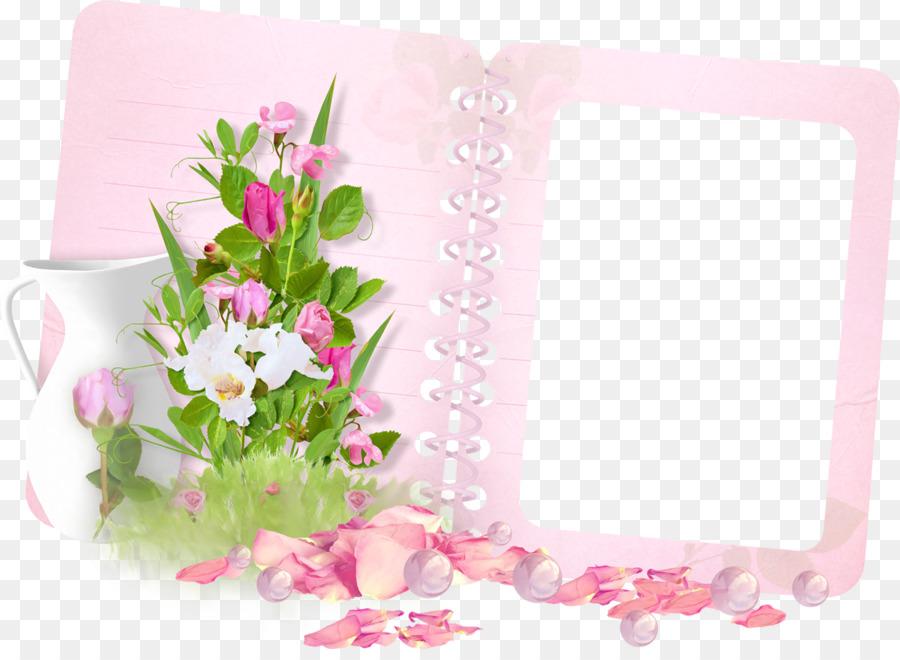 Picture Frames Book Princesas Decorative arts - pink frame png ...