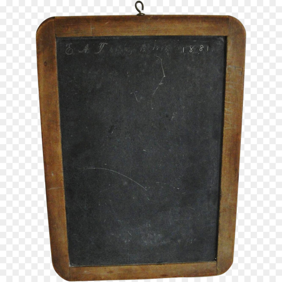 slate blackboard picture frames chalk chalk board png download